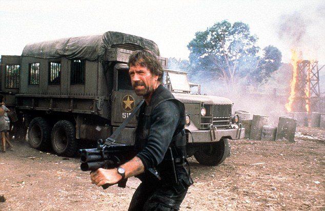 Major Scott McCoy, Chuck Norris Delta Force, 1 Personajes que encajarían en el crossover de los 80 de Call of Duty Black Ops Cold War y Warzone , GamersRD