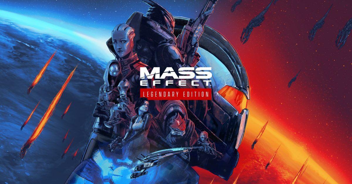 Mass Effect Legendary Edition - GamersRD