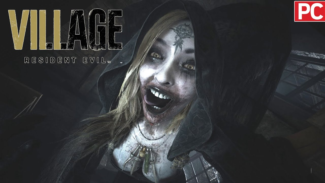 Mod NSFW - Resident Evil Village - GamersRD