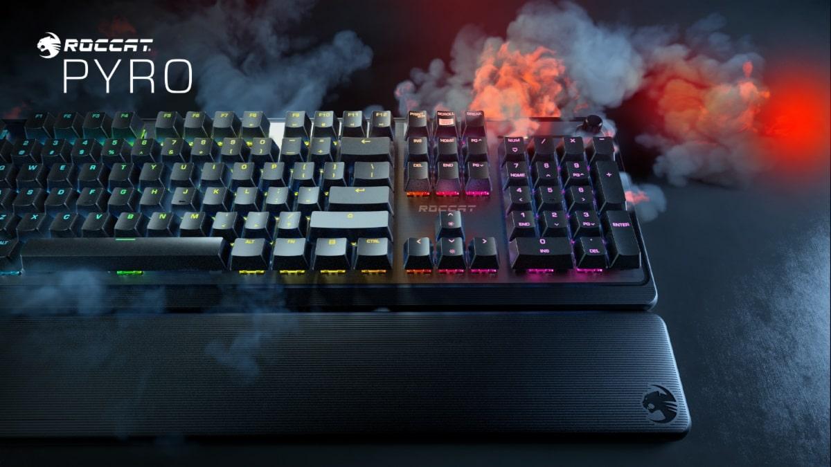 Pyro Mechanical RGB, GamersRD
