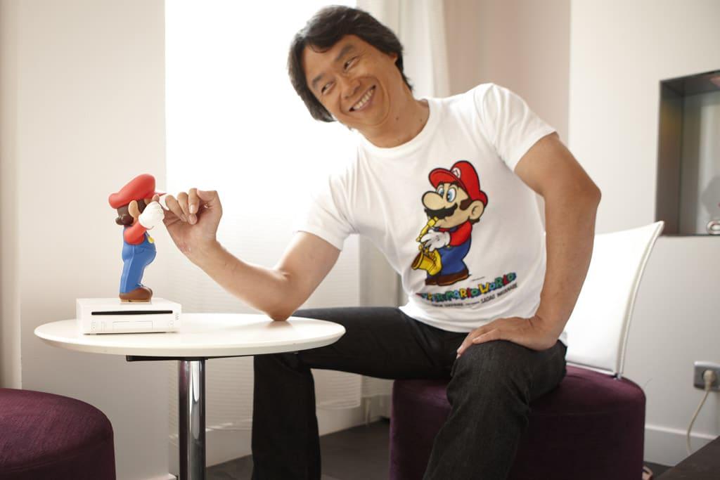 Shigeru Miyamoto participa completamente en la próxima película de Mario, GamersRD