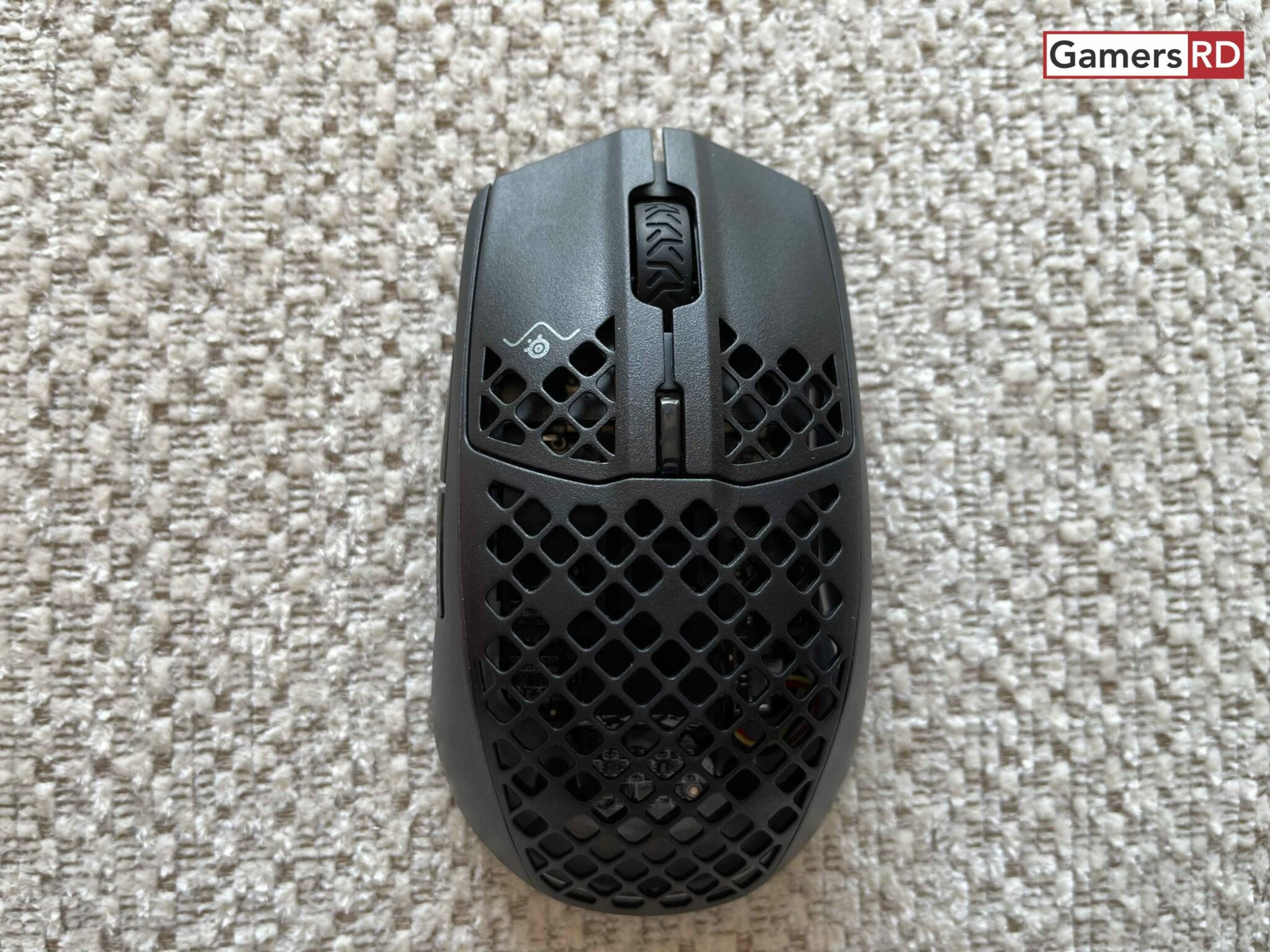 Steel Series Aerox 3 Wireless mouse gaming, Review 1 GamersRD