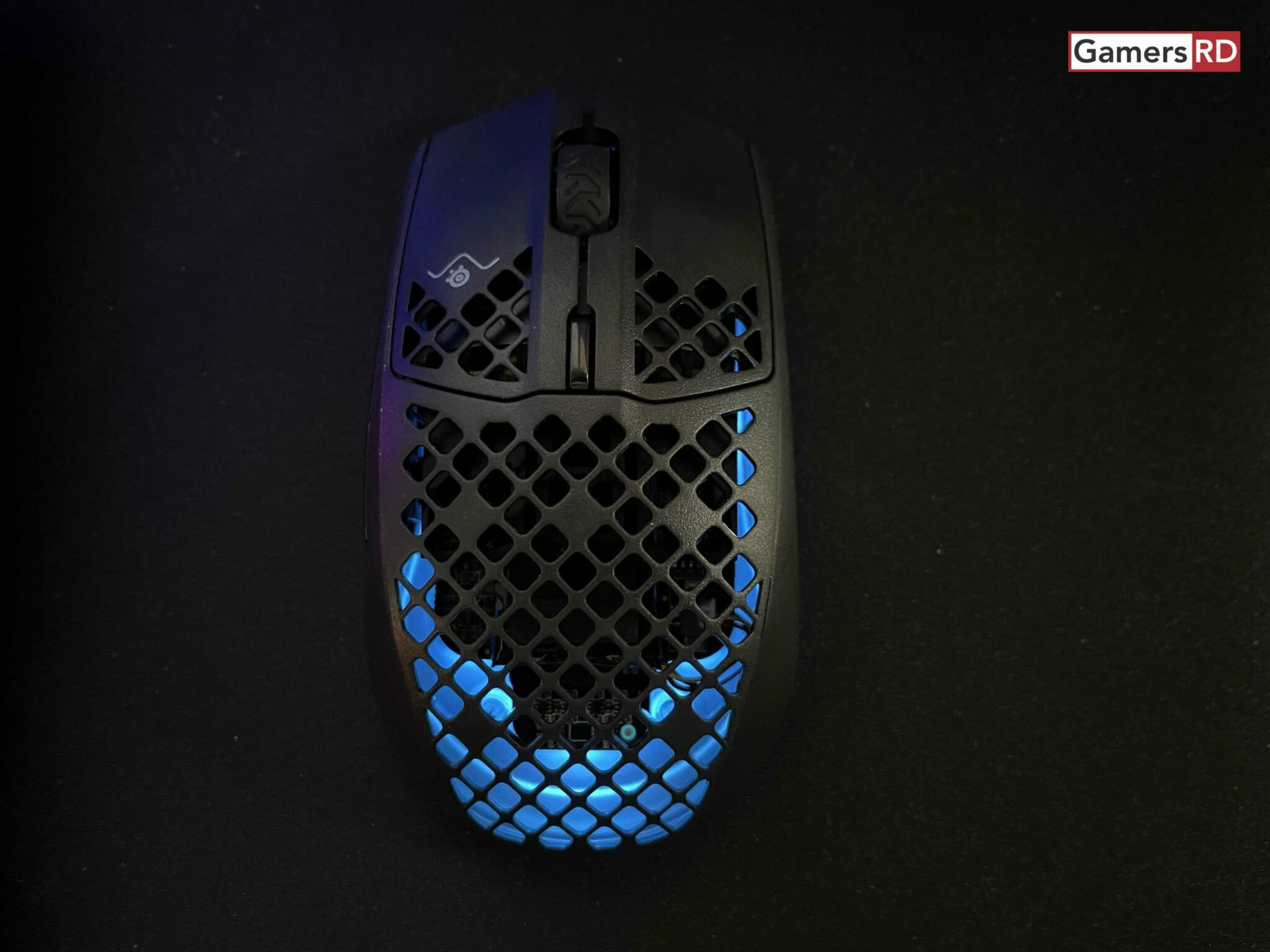 Steel Series Aerox 5 Wireless mouse gaming, Review 5 GamersRD