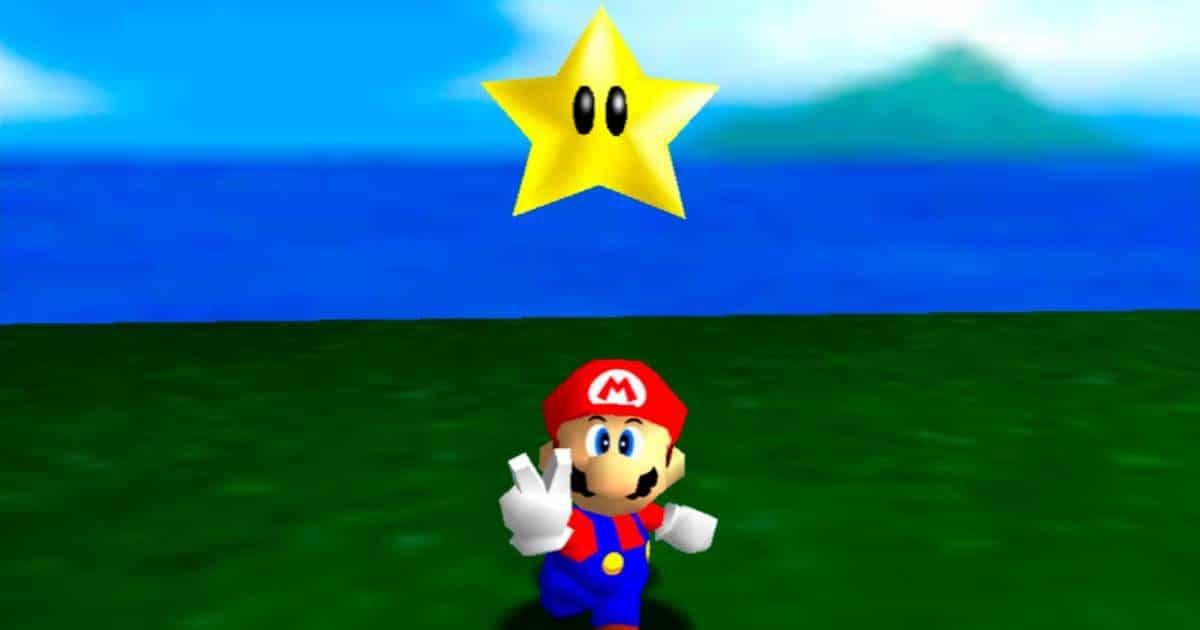 Super Mario 64 ahora se podrá jugar desde el navegador, GamersRD