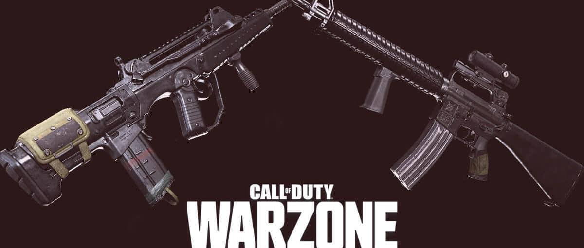 Top 10 de armas para la tercera temporada, Warzone, GamersRD