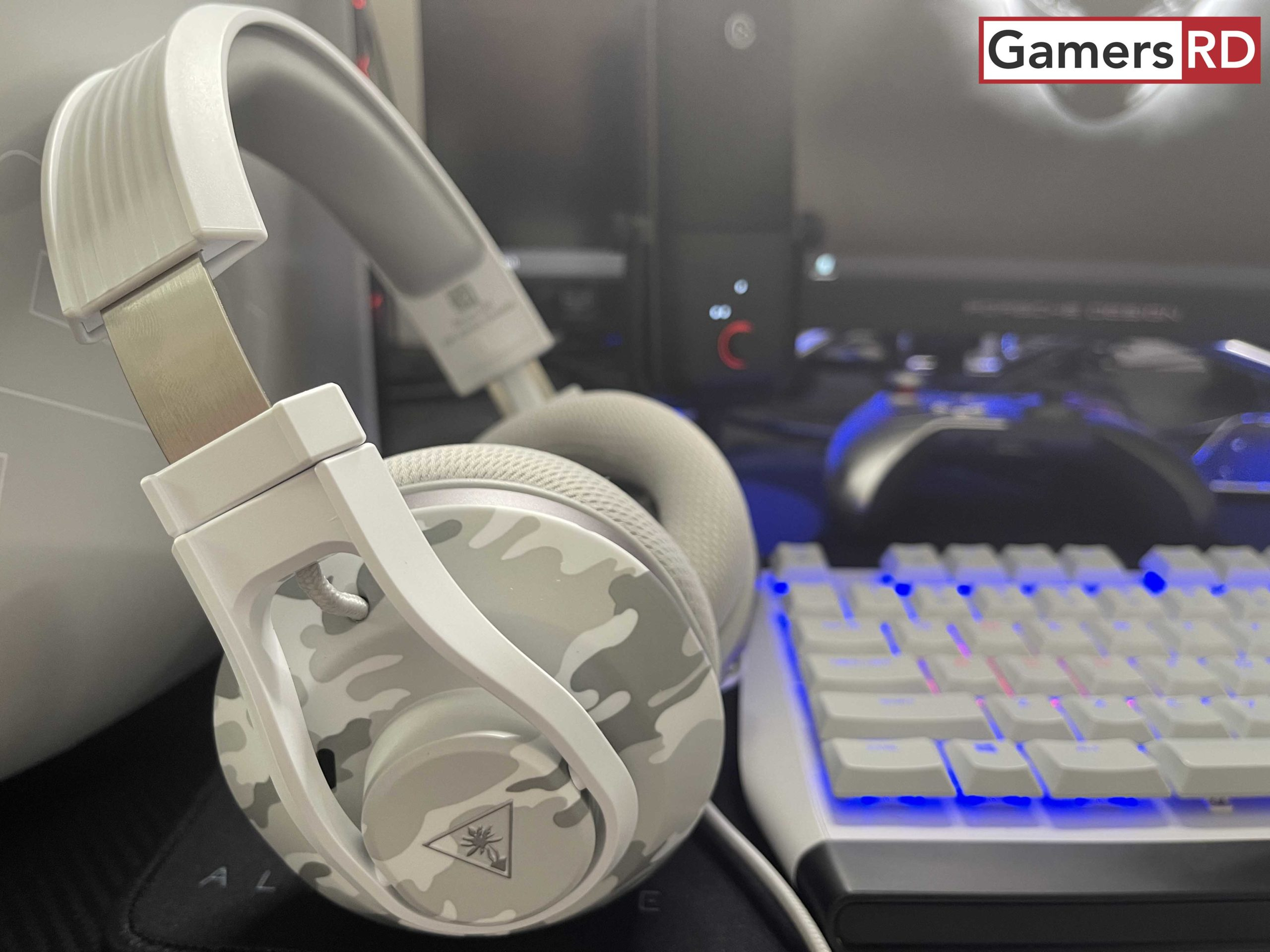 Turtle Beach Recon 500 Gaming Headset Review, GamersRD