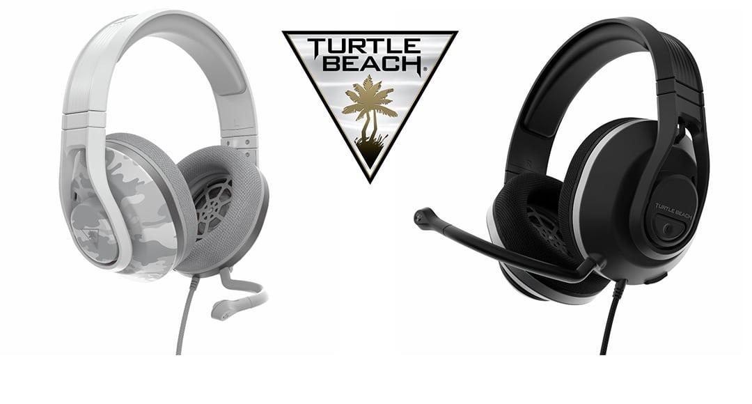 Turtle Beach presenta el nuevo headset gaming Recon 500 con dobles drivers Eclipse de 60MM Primeros en su tipo, GamersRD