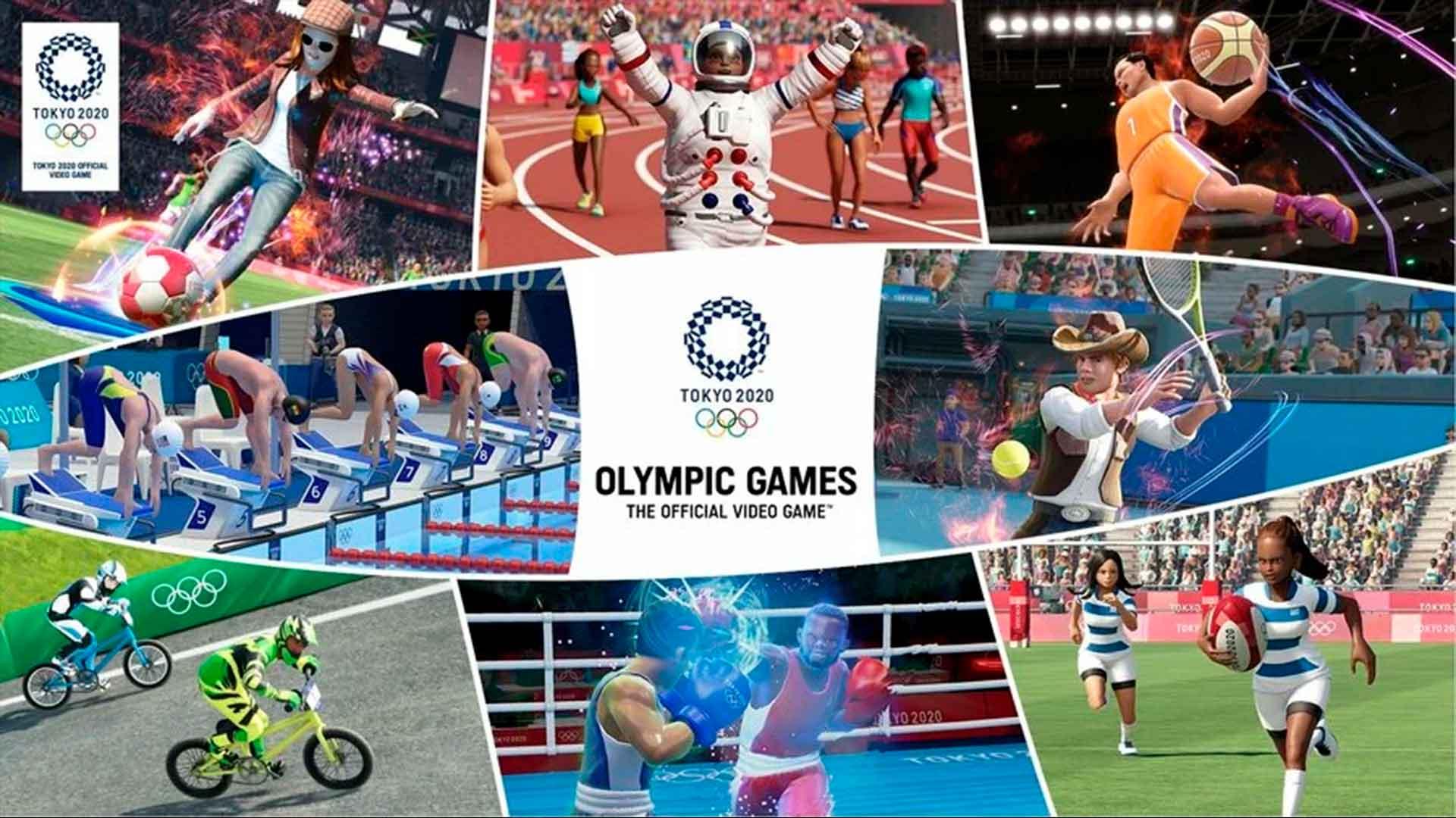 Juegos Olímpicos Tokio 2022, GamersRD
