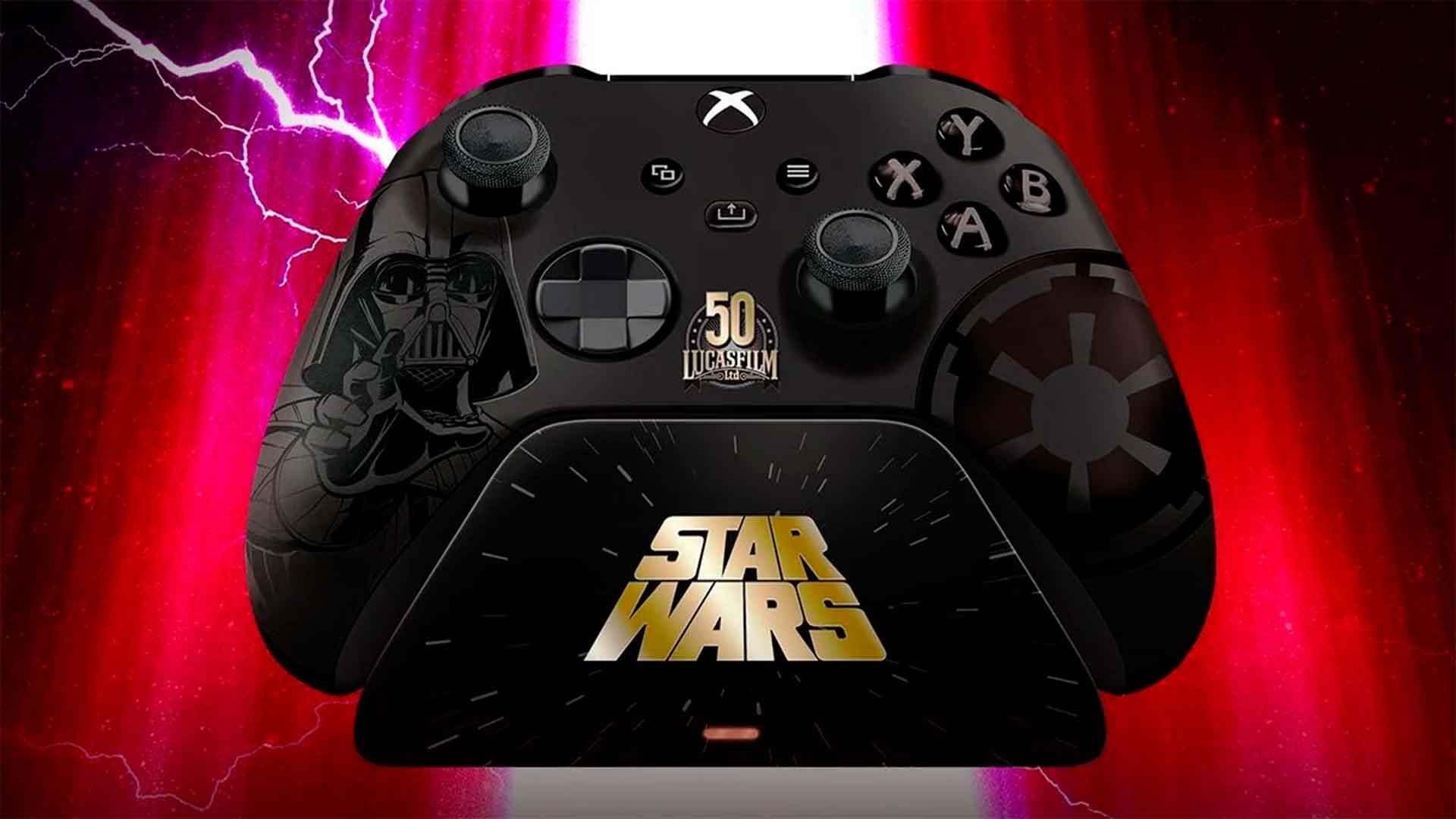 Mando Darth Vader Xbox, GamersRD