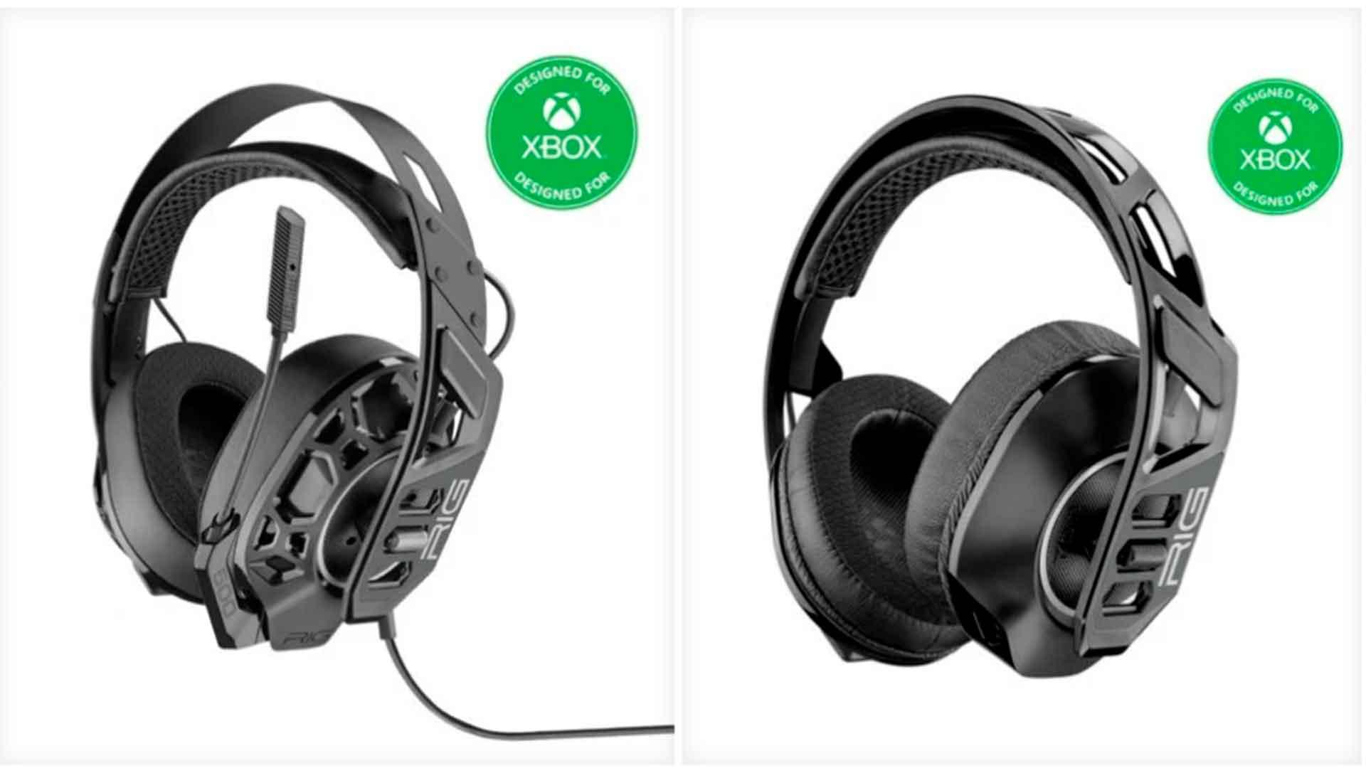 Heatsets Dolby RIG. Xbox, GamersRD