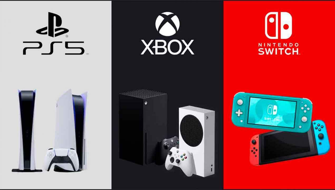 Switch, Ps5, Xbox Series, GamersRD