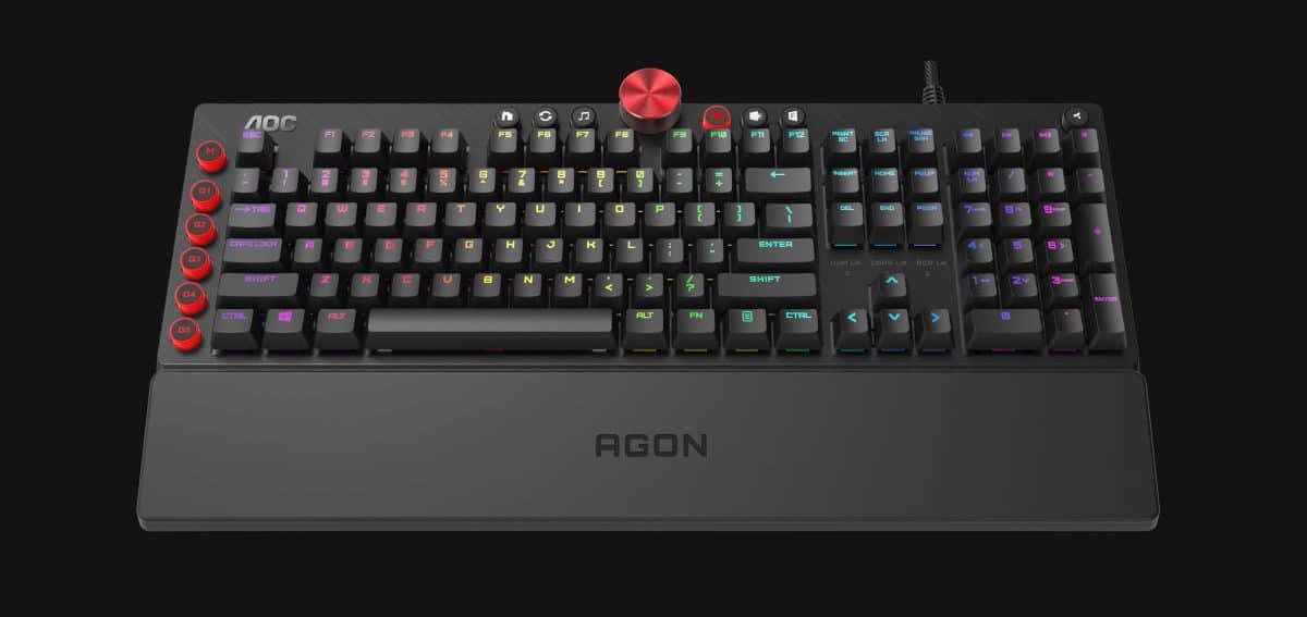 AOC AGON AGK700, GamersRD Review