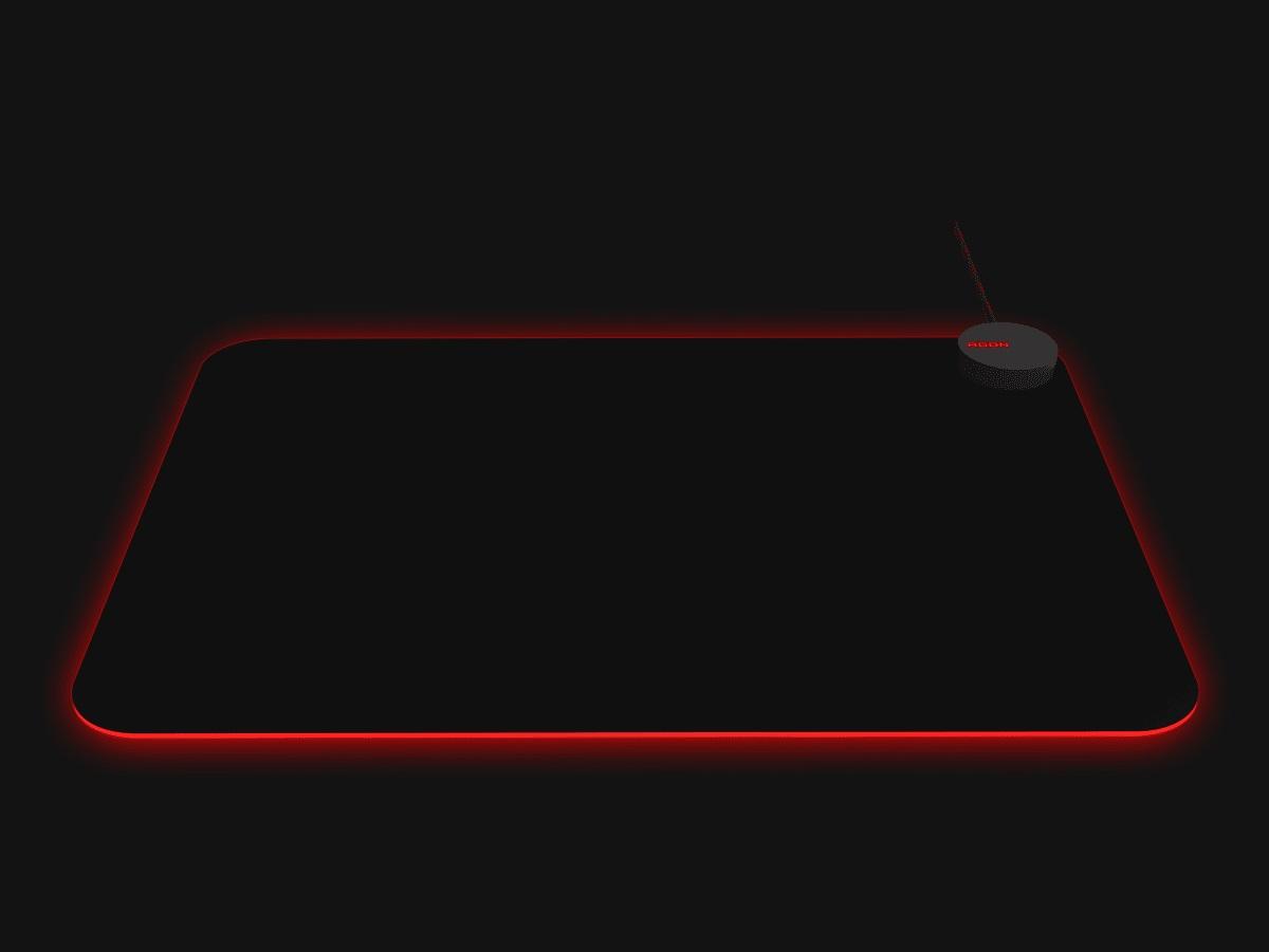 AOC AGON AMM700 Mousepad Review, GamersRD