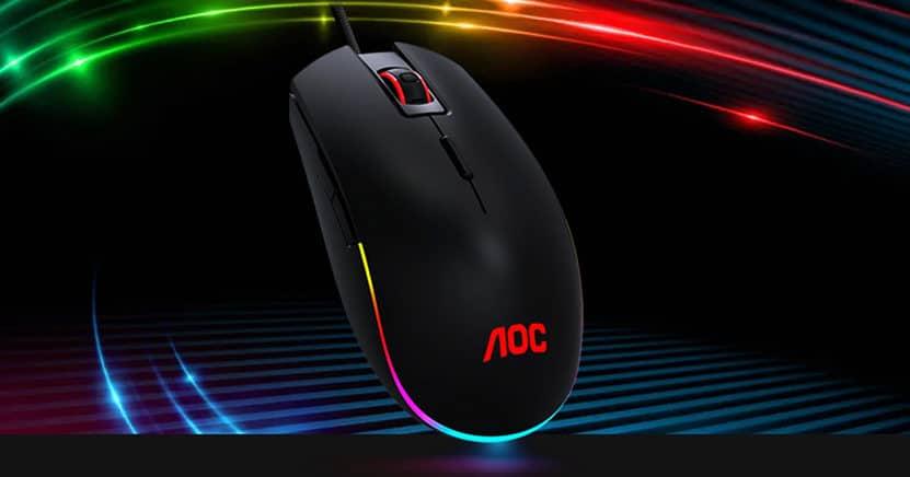 AOC GM500, Review GamersRD