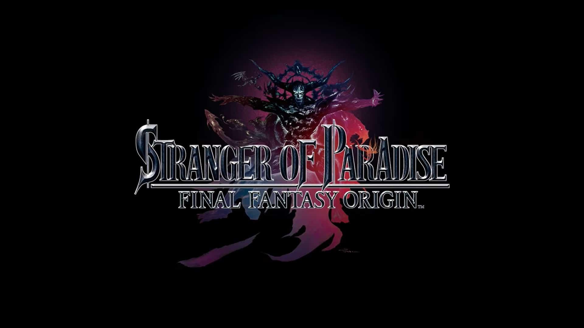 Se confirma la fecha de lanzamiento de Stranger of Paradise Final Fantasy Origin, GamersRD