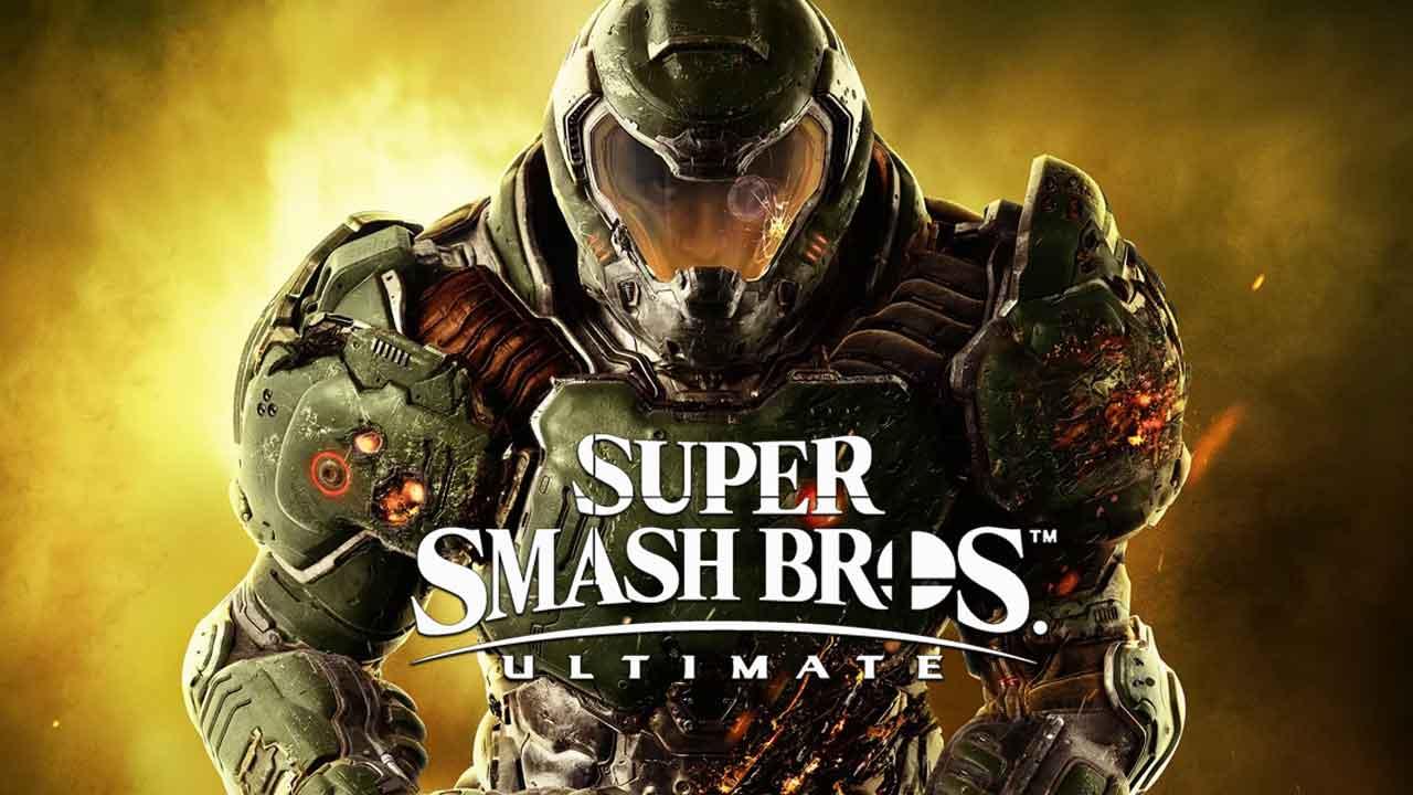 Super Smash Bros Ultimate agrega a Doom Slayer y más a través de disfraces Mii, GamersRD