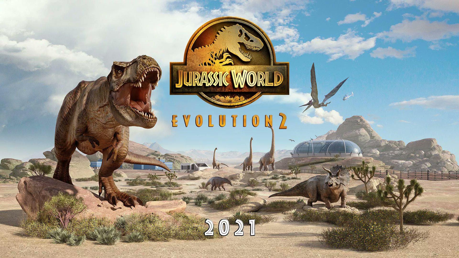 Jurassic World Evolution 2, GamersRD