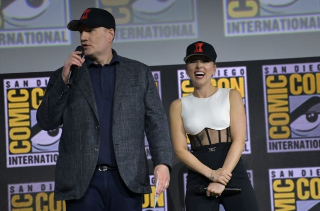 Kevin Feige habla sobre posibles precuelas luego de Black Widow - GamersRD