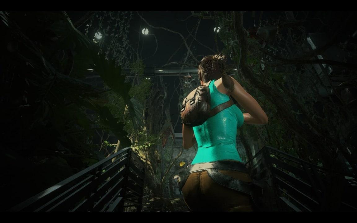 Lara-Croft-Mod-for-Resident-Evil-2-Remake-4