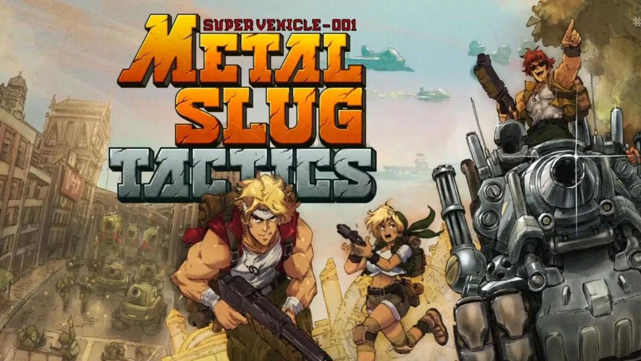 Metal Slug Tactics, GamersRD