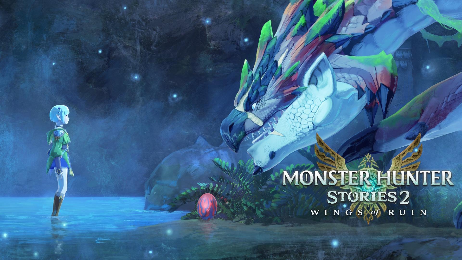 Tercera actualización de Monster Hunter Stories 2 llega este Jueves con nuevos monstruos