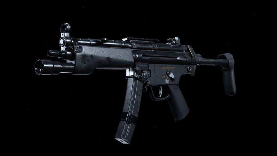 NICKMERCS revela su equipamiento de la MP5, Warzone, GamersRD