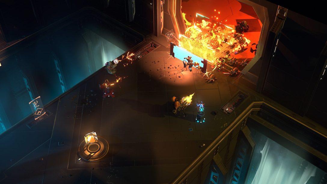 Nuevo gameplay Endless Dungeon, GamersRD