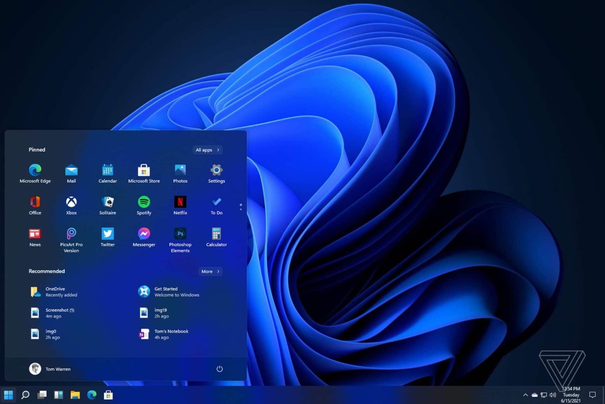 Se filtra el nuevo Sistema Operativo Windows 11