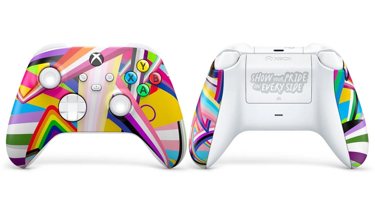 Xbox Pride 2021 - GamersRD