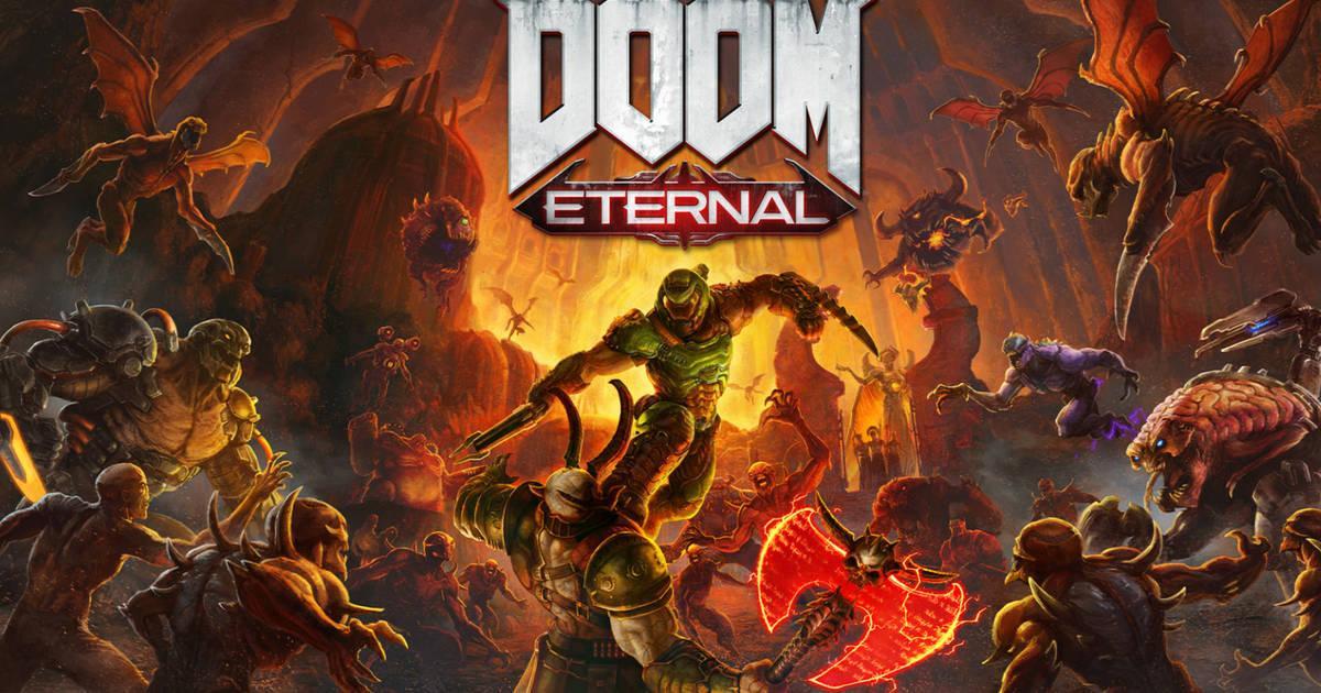 DOOM Eternal: modo Horda, nuevos niveles de maestro llegarán el 26 de Octubre, GamersRD
