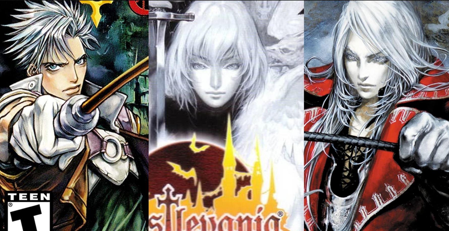 Castlevania Advance Collection incluirá un cuarto juego, según informe, GamersRD
