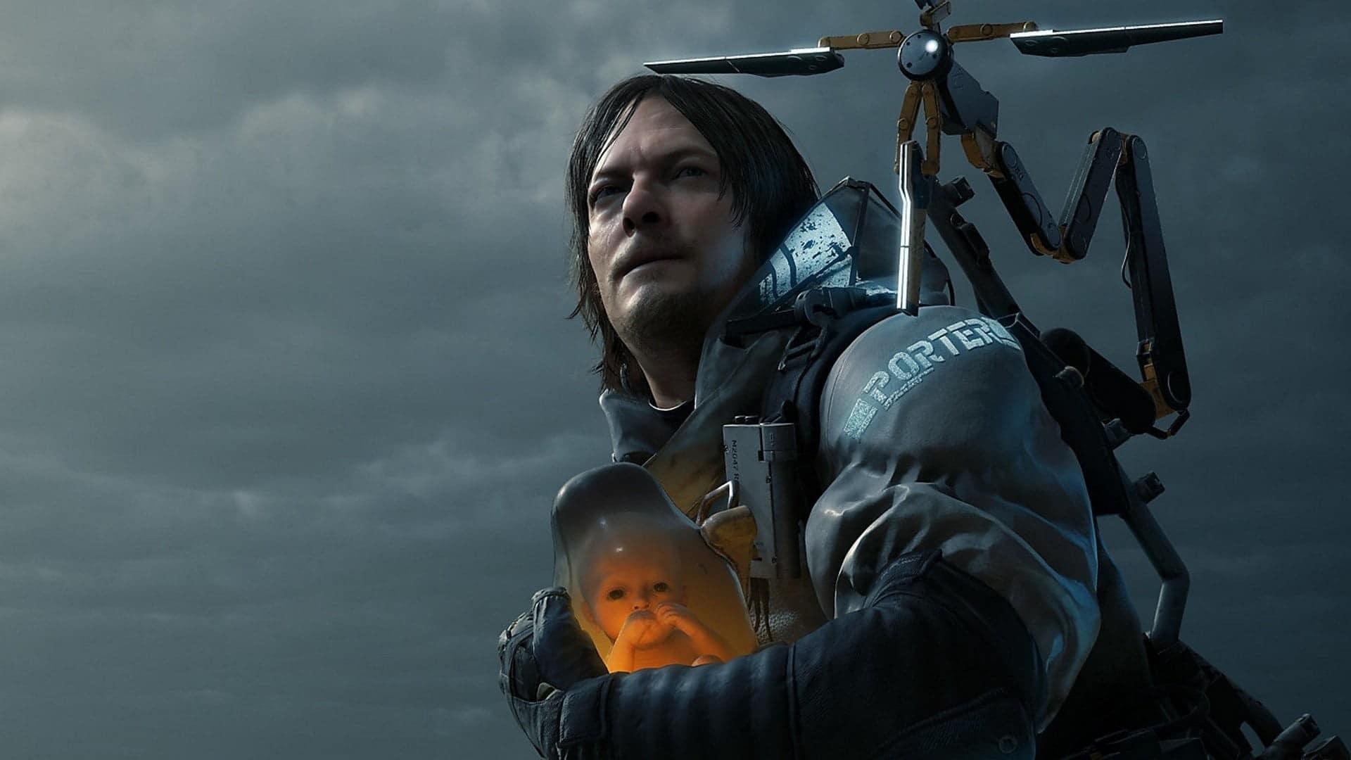 death stranding director's cut - PS5 - GamersRD