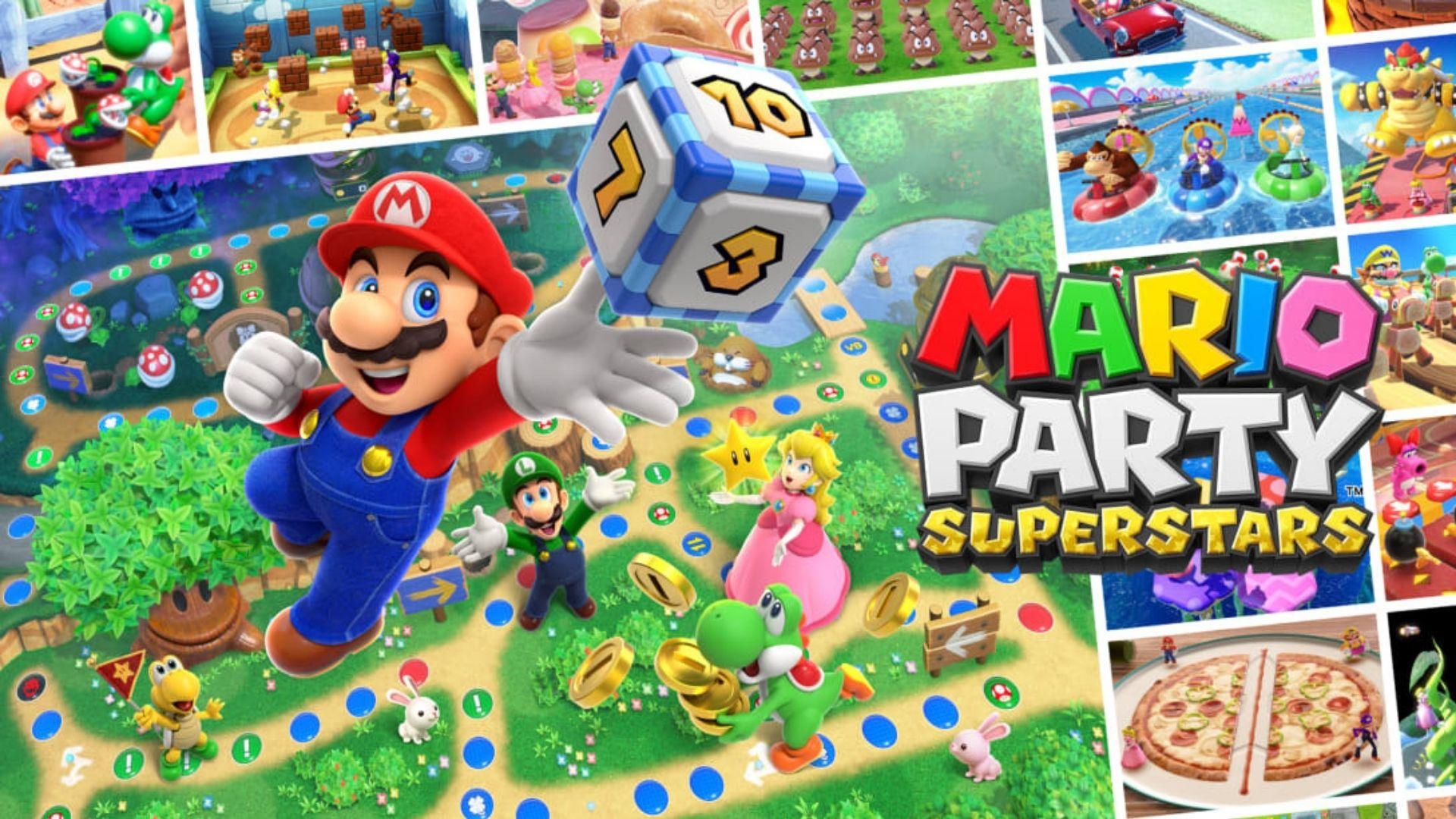 Mario Party Superstars se ha revelado la lista completa de minijuegos, GamersRD