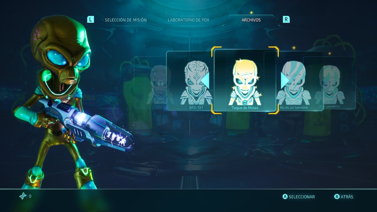 Destroy All Humans! Nintendo Switch Review