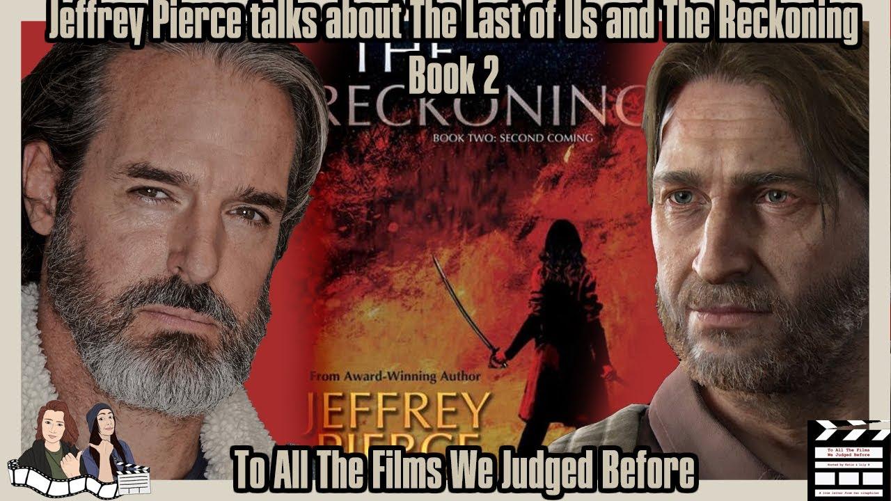 Jeffrey Pierce - The Last of Us -GamersRD