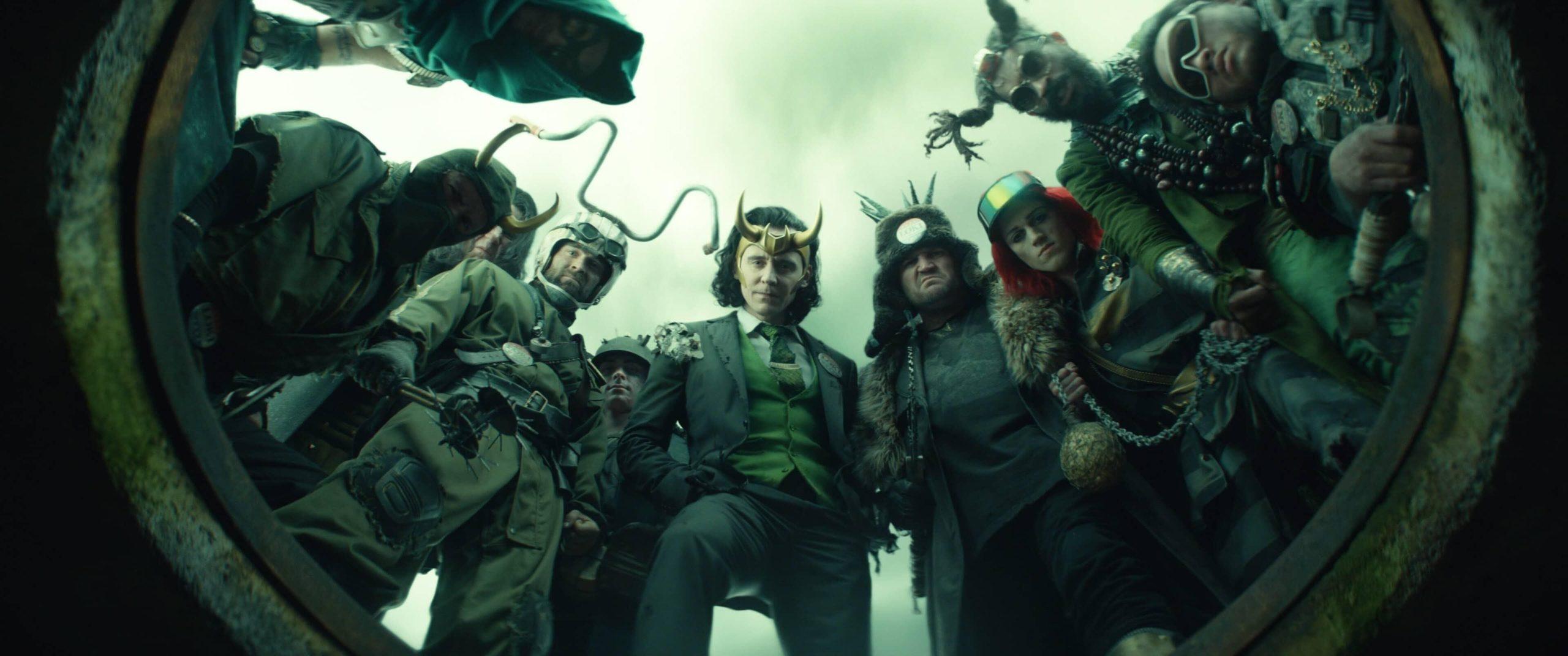 Loki y sus variantes de Loki -GamersRD