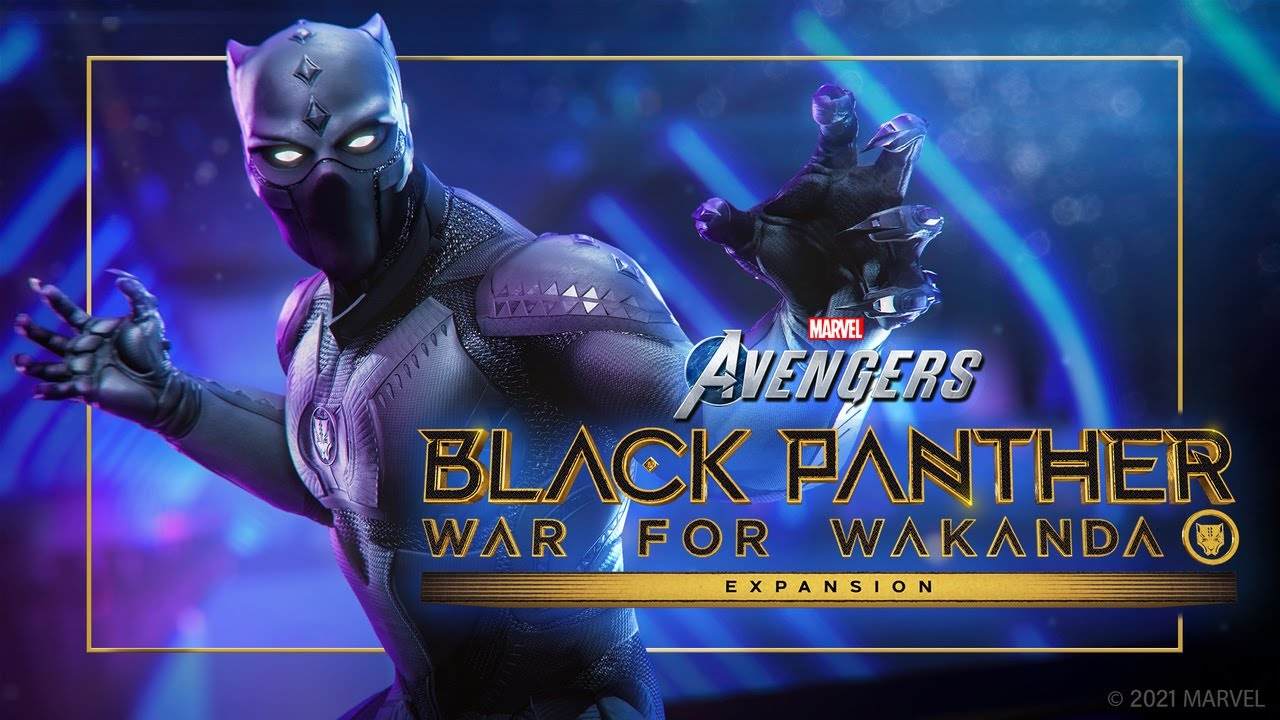Marvel's Avengers Black Panther - War for Wakanda