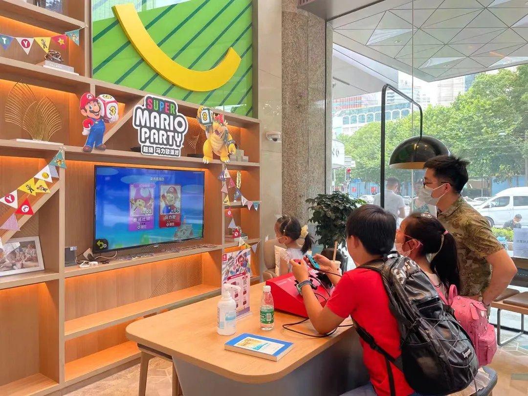 Nintendo y Tencent se asocian con IKEA y Holiday Inn para la promoción de Super Mario, GamersRD