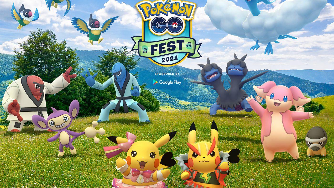 Pokémon Go Fest 2021 Impresiones y experiencias del más grande evento de Pokémon GO, GamersRD