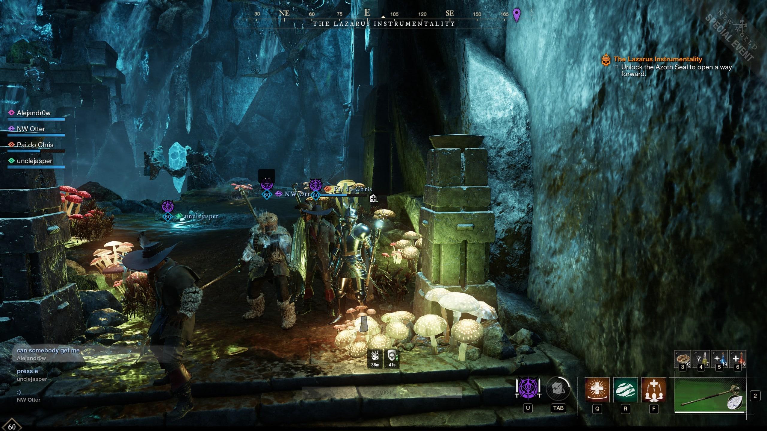 Primeras Impresiones de New World Beta GamersRD