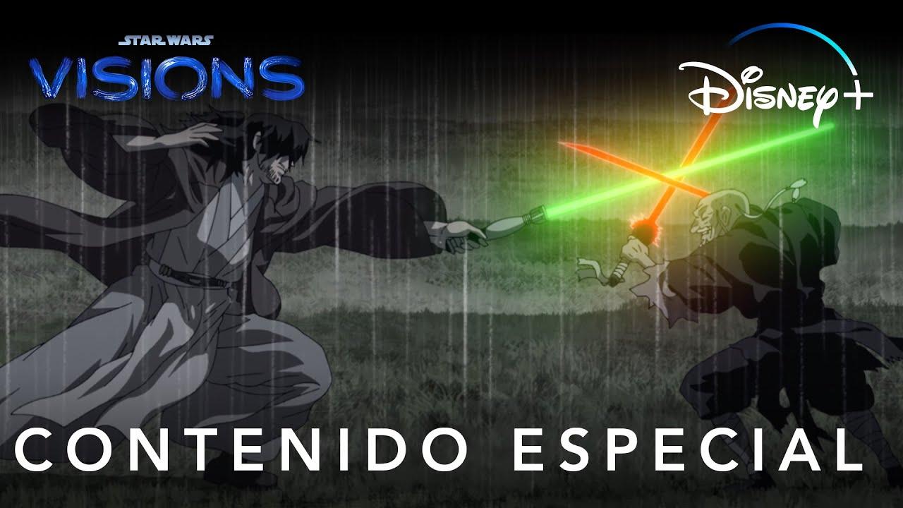 Star Wars Visions - GamersRD