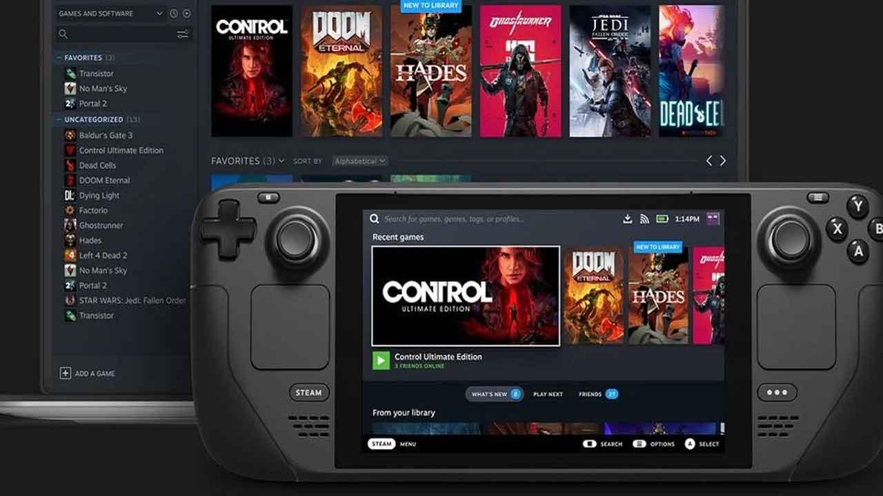 Steam Deck será compatible con BattlEye Anti-Cheat junto con Easy Anti-Cheat, GamersRD