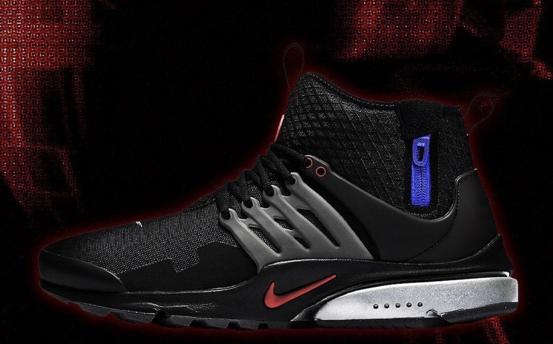 Zapatillas Nike Star Wars no licenciadas- GamersRD
