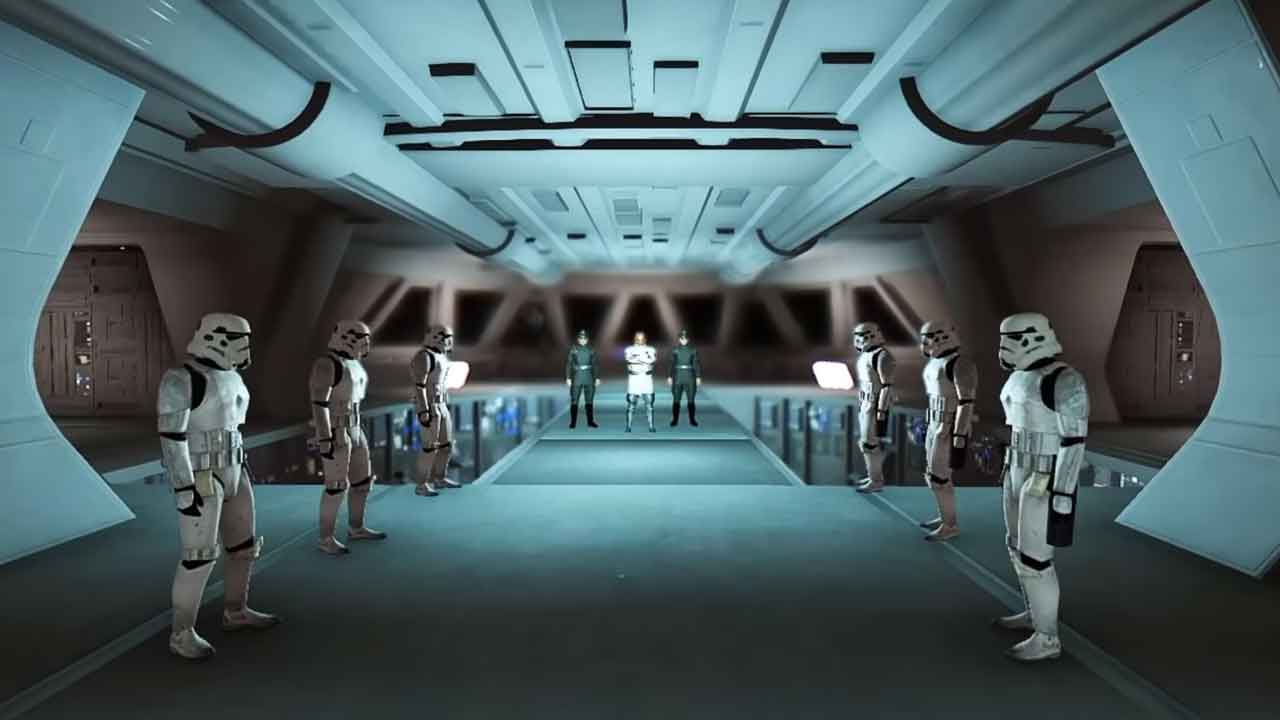 Open Worlds Star Wars, Fallout New Vegas