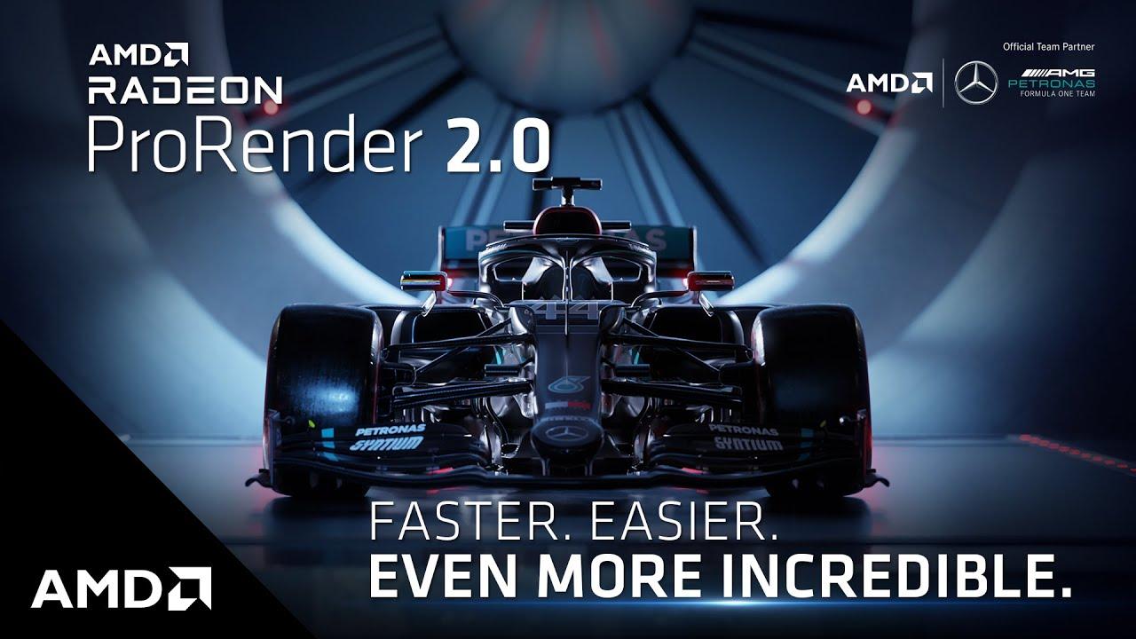 AMD Radeon ProRender, GamersRD