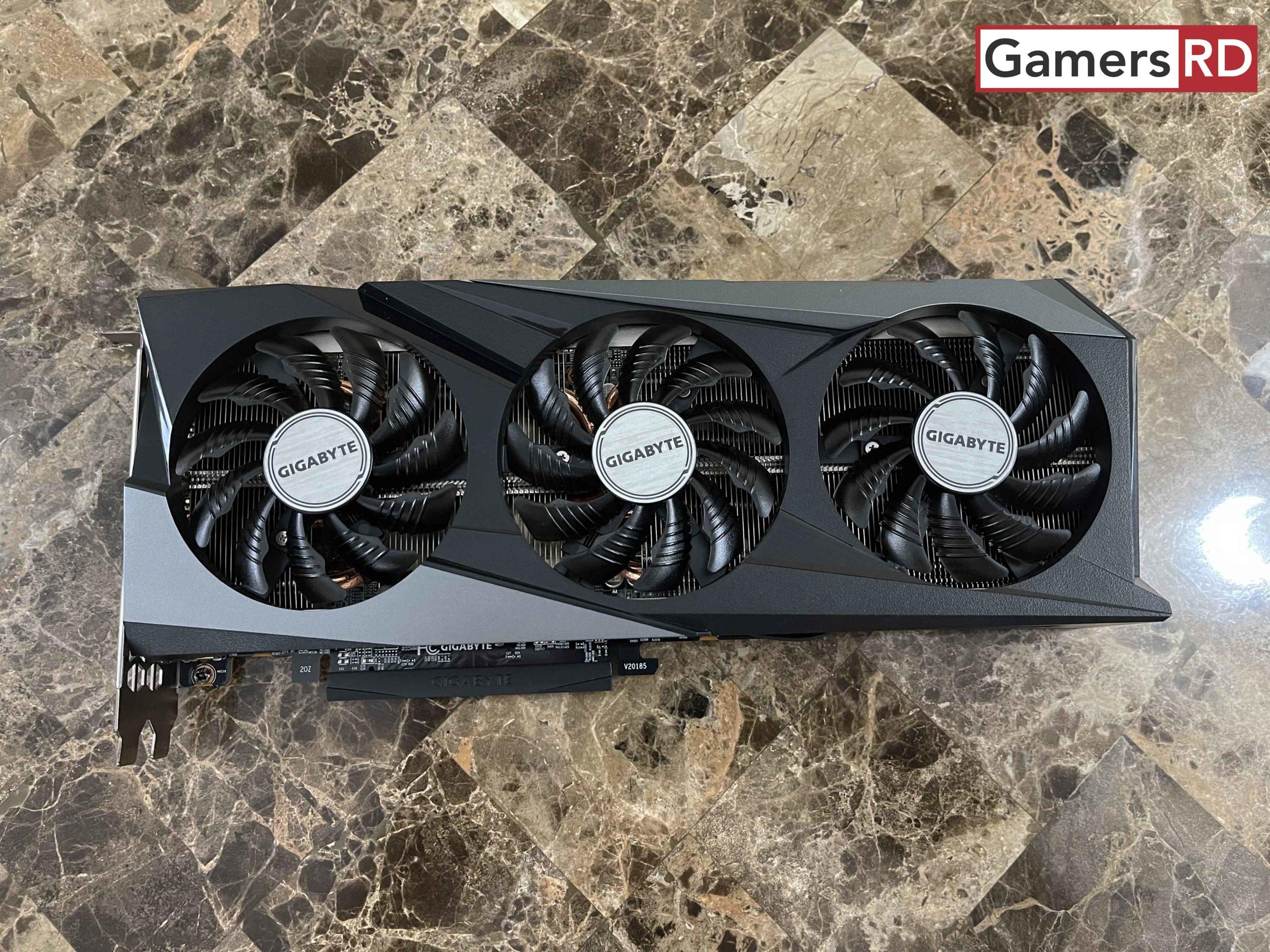 AMD Radeon RX 6600 XT GIGABYTE OC REVIEW 8 GAMERSRD