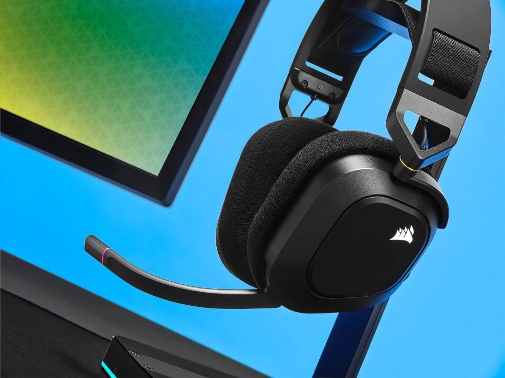 CORSAIR presenta los nuevos headsets para juegos CORSAIR HS80 RGB WIRELESS, gAMERSrd