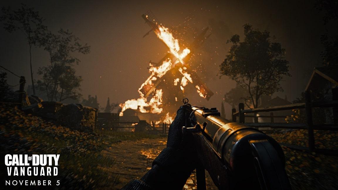 Call of Duty Vanguard, 5 GamersRD