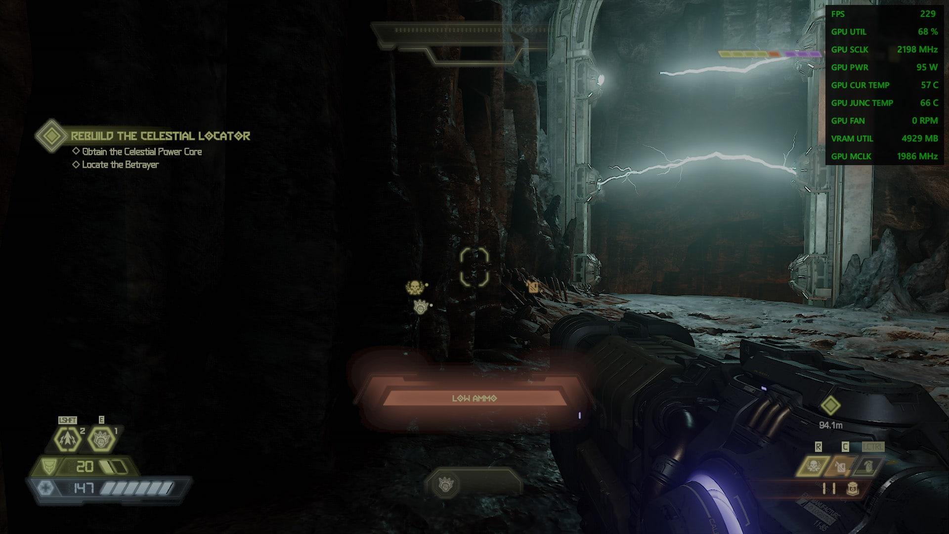 Doom Eternal , AMD Radeon RX 6600 XT 1 Review GamersRD