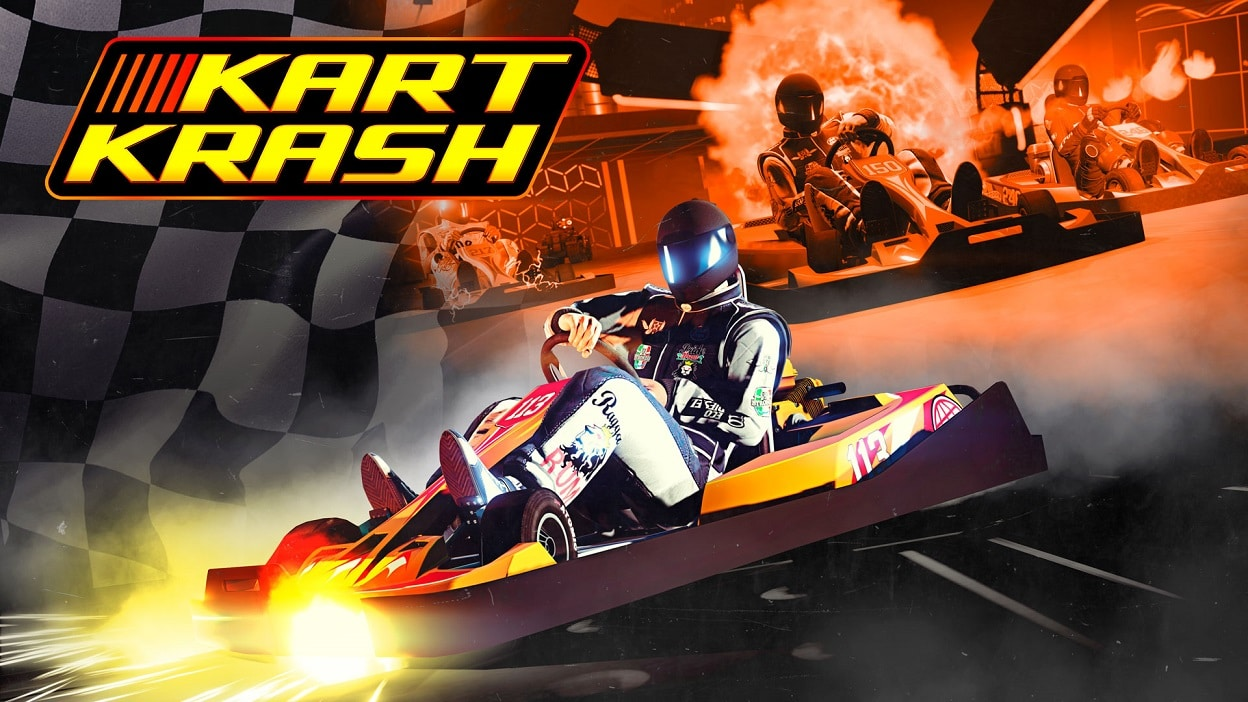 GTA Online Karts chocones armados ya disponible, GamersRD